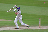 Nick Browne hits 4 runs for Essex during Yorkshire CCC vs Essex CCC, Specsavers County Championship Division 1 Cricket at Emerald Headingley Cricket Ground on 5th June 2019