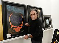 NOV 22 Mickey Hart Art Gallery Show