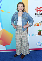 02 June 2018 - Beverly Hills, California - Maddie Poppe . 2018 iHeartRadio KIIS FM Wango Tango by At&amp;t held at Banc of Califronia Stadium. <br /> CAP/ADM/BT<br /> &copy;BT/ADM/Capital Pictures