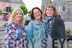 Feast of Folk : Attending the Feast of Folk concert in aid of Pieta House at St. John's Arts Centre, Listowel on Friday night last were Anne Marie O'Connor, Noreen O'Neill & Rochell Mulvihill.