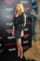 www.acepixs.com<br /> <br /> April 20 2017, New York City<br /> <br /> Betty Gilpin arriving at the premiere of 'American Gods' at the ArcLight Cinemas Cinerama Dome on April 20, 2017 in Hollywood, California.<br /> <br /> By Line: Peter West/ACE Pictures<br /> <br /> <br /> ACE Pictures Inc<br /> Tel: 6467670430<br /> Email: info@acepixs.com<br /> www.acepixs.com