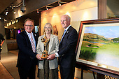 2014 Ryder Cup Scottish Parliament Exhhibition