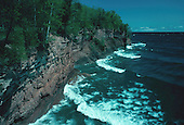 Presque Isle Park, Marquette, Michigan, Lake Superior.