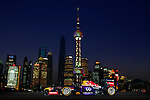 Infiniti Red Bull Racing RB10 - Shanghai skyline