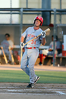 Adam Muenster - AZL Reds - 2010 Arizona League. Photo by:  Bill Mitchell/Four Seam Images..