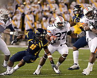 Auburn Tigers @ West Virginia Mountaineers 10-23-08