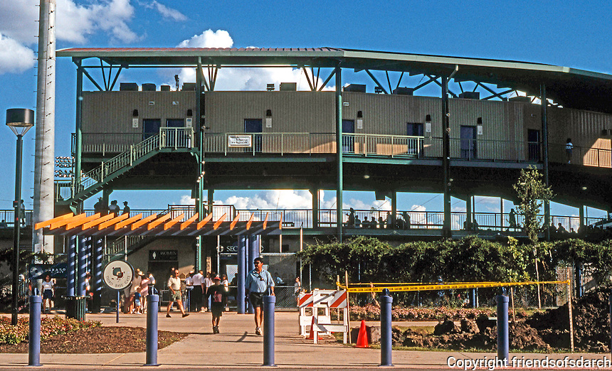Ballparks: San Antonio Municipal Stadium.