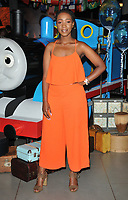Yvonne Grundy at the &quot;Thomas &amp; Friends: Big World! Big Adventures!&quot; UK film premiere, Vue West End, Leicester Square, London, England, UK, on Saturday 07 July 2018.<br /> CAP/CAN<br /> &copy;CAN/Capital Pictures