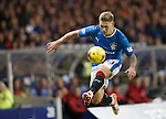 Martyn Waghorn surging down the wing