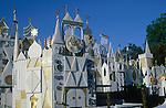 Timekeeper attraction at Disneyland, Anaheim, California, USA in 2003