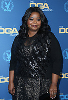 LOS ANGELES, CA - FEBRUARY 2: Octavia Spencer at the 71st Annual DGA Awards at the Hollywood &amp; Highland Center's Ray Dolby Ballroom  in Los Angeles, California on February 2, 2019. <br /> CAP/MPIFS<br /> &copy;MPIFS/Capital Pictures