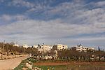 Samaria, Palestinian village Luban a Sharkiya