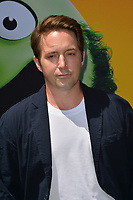 "LOS ANGELES, USA. August 10, 2019: Beck Bennett at the premiere of ""The Angry Birds Movie 2"" at the Regency Village Theatre.<br /> Picture: Paul Smith/Featureflash"