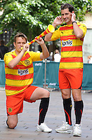 08/07/10 New Partick Thistle strip