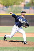 Tyler Norwood - San Diego Padres - 2010 Instructional League.Photo by:  Bill Mitchell/Four Seam Images..