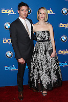 CENTURY CITY, CA - JANUARY 25: Pedro Pascal, Sarah Paulson at the 66th Annual Directors Guild Of America Awards held at the Hyatt Regency Century Plaza on January 25, 2014 in Century City, California. (Photo by Xavier Collin/Celebrity Monitor)