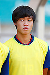 Takuma Ominami (JPN), <br /> AUGUST 19, 2018 - Football / Soccer : <br /> Men's Group D match <br /> between Japan 0-1 Vietnam <br /> at Wibawa Mukti Stadium <br /> during the 2018 Jakarta Palembang Asian Games <br /> in Cikarang, Indonesia. <br /> (Photo by Naoki Morita/AFLO SPORT)