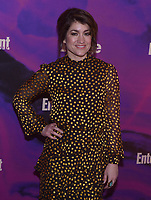 NEW YORK, NEW YORK - MAY 13: Sarah Stiles attends the People & Entertainment Weekly 2019 Upfronts at Union Park on May 13, 2019 in New York City. <br /> CAP/MPI/IS/JS<br /> ©JS/IS/MPI/Capital Pictures