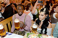 www.acepixs.com<br /> <br /> September 27 2017, Munich<br /> <br /> Sprinter Usain Bolt attended the Oktoberfest at Theresienwiese on September 27, 2017 in Munich, Germany.<br /> <br /> By Line: Famous/ACE Pictures<br /> <br /> <br /> ACE Pictures Inc<br /> Tel: 6467670430<br /> Email: info@acepixs.com<br /> www.acepixs.com