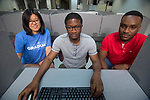 MERL Lab.  Photo by Kevin Bain/University Communications Photography.