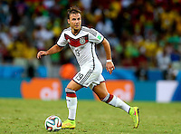 Mario Goetze of Germany