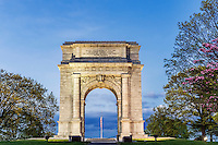 National Memorial Arch, Valley Forge National Historical Park, Pennsylvania, USA