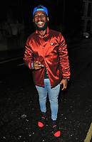 Akin Solanke-Caulker at the 2017/18 season NFL UK Kick Off party, Banking Hall, Lombard Street, London, England, UK, on Sunday 10 September 2017.<br /> CAP/CAN<br /> &copy;CAN/Capital Pictures