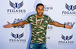 HALLANDALE BEACH, FL - JANUARY 27: Ludacris on the Blue Carpet on Pegasus World Cup Invitational Day at Gulfstream Park Race Track on January 27, 2018 in Hallandale Beach, Florida. (Photo by Scott Serio/Eclipse Sportswire/Getty Images)