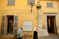 Fragonard boutique, Grasse, France, 4 May 2013