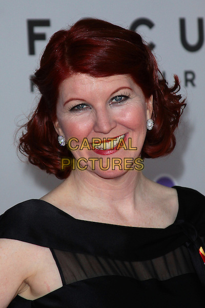 KATE FLANNERY.NBC Universal's 67th Annual Golden Globe After Party held at Beverly  Hilton, Beverly Hills, California, USA..January 17th 2010.globes headshot portrait black red lipstick .CAP/ADM/TC.©T.Conrad/Admedia/Capital Pictures