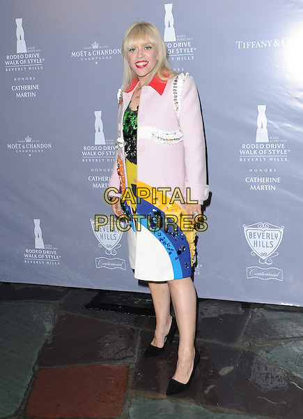 Catherin Martin attends The Rodeo Drive Walk of Style honoring Oscar-winner Catherine Martin held at The Greystone Mansion in Beverly Hills, California on February 28,2014                                                                                <br /> CAP/DVS<br /> &copy;Debbie VanStory/Capital Pictures