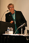 "17 January 2004: Soccer America publisher Lynn Berling-Manuel moderated a panel discussion titled ""Can Women's Professional Soccer Survive in America"" at the Charlotte Convention Center in Charlotte, NC as part of the annual National Soccer Coaches Association of America convention.."
