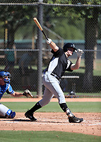 Gavin Sheets - 2017 AIL White Sox (Bill Mitchell)