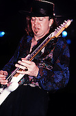 STEVIE RAY VAUGHAN; LIVE; 1989; JEFFREY MAYER