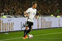 Joshua Kimmich (Deutschland, Germany)- 11.10.2016: Deutschland vs. Nordirland, HDI Arena Hannover, WM-Qualifikation Spiel 3