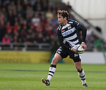 Danny Cipriani of Sale Sharks - European Rugby Champions Cup - Sale Sharks vs Munster -  AJ Bell Stadium - Salford- England - 18th October 2014  - Picture Simon Bellis/Sportimage