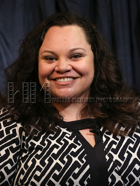 Keala Settle  'In The Spotlight' at the 2013 Tony Awards Meet The Nominees Junket  at the Millennium Broadway Hotel in New York on 5/1/2013...