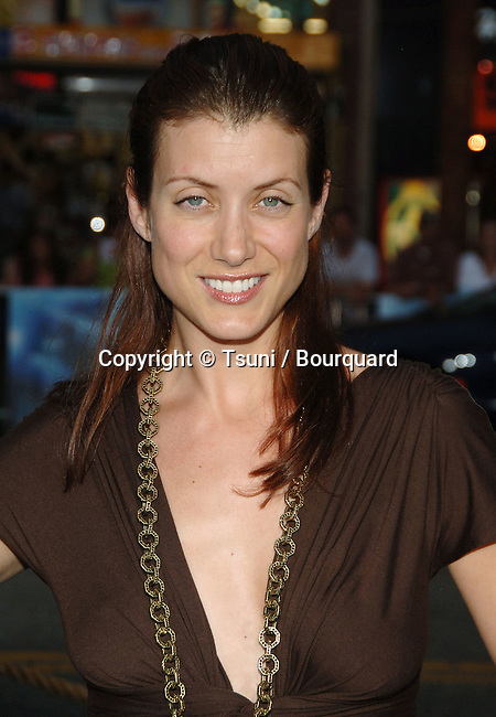 Kate Walsh arriving at the POSEIDON Premiere at the Chinese Theatre in Los Angeles. May 10, 2006.