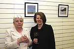 Marie Clinton and Bridie Farrell at the Launch of Eric O'Neill's exhibition...Photo NEWSFILE/Jenny Matthews.(Photo credit should read Jenny Matthews/NEWSFILE)....This Picture has been sent you under the condtions enclosed by:.Newsfile Ltd..The Studio,.Millmount Abbey,.Drogheda,.Co Meath..Ireland..Tel: +353(0)41-9871240.Fax: +353(0)41-9871260.GSM: +353(0)86-2500958.email: pictures@newsfile.ie.www.newsfile.ie.FTP: 193.120.102.198.