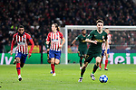 AS Monaco's Aleksandr Golovin during UEFA Champions League match between Atletico de Madrid and AS Monaco at Wanda Metropolitano Stadium in Madrid, Spain. November 28, 2018. (ALTERPHOTOS/A. Perez Meca)