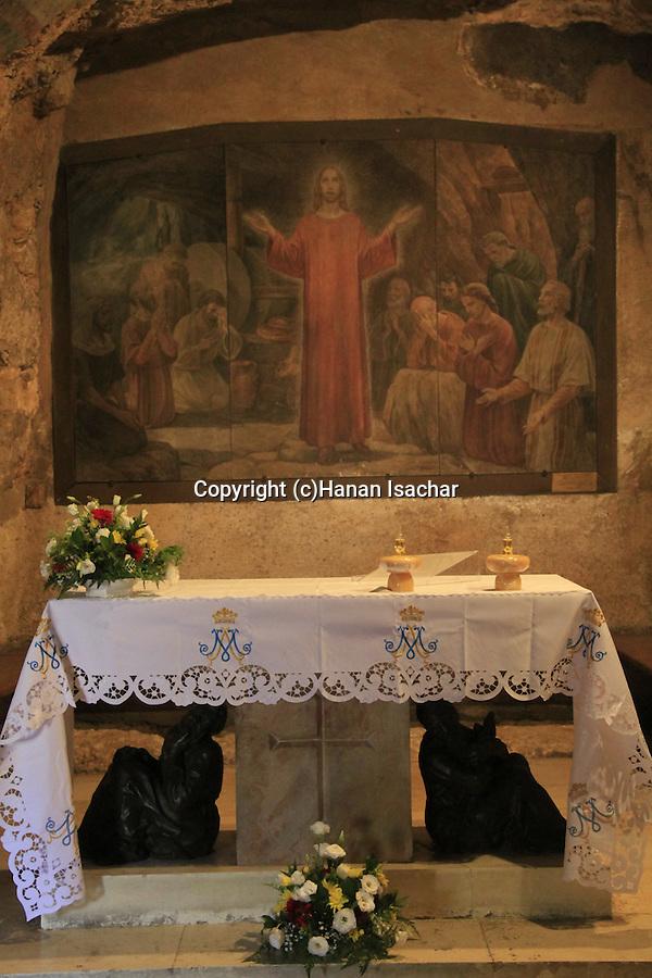 Israel, Jerusalem, the Grotto of Gethsemane