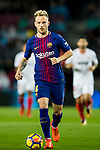 Ivan Rakitic of FC Barcelona in action during the La Liga 2017-18 match between FC Barcelona and Sevilla FC at Camp Nou on November 04 2017 in Barcelona, Spain. Photo by Vicens Gimenez / Power Sport Images
