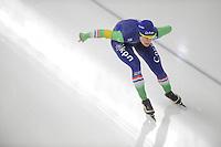 SCHAATSEN: BERLIJN: Sportforum Berlin, 07-12-2014, ISU World Cup, Marrit Leenstra (NED), ©foto Martin de Jong