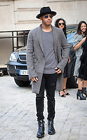 Lewis Hamilton attend Stella Mccartney Show at the  Paris Fashion Week 2016.<br /> October 5, 2015 Paris, France<br /> Picture: Kristina Afanasyeva