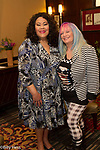 """Mickey Burns TV show Profiles with guests recording artist Fred Schneider of the B52s and Martha Wash, """"Its Raining Men."""