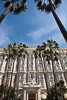 Europe/France/Provence-Alpes-Côte d'Azur/06/Alpes-Maritimes/Cannes: Façade de l'Hôtel Carlton