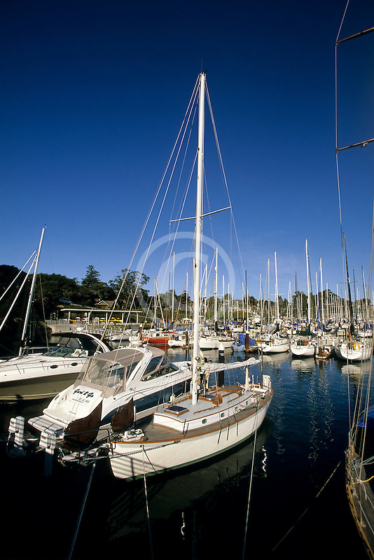 California, Santa Cruz, Small Craft Harbor