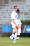10 November 2012: Duke's Nicole Lipp. The Duke University Blue Devils played the Loyola University Maryland Greyhounds at Koskinen Stadium in Durham, North Carolina in a 2012 NCAA Division I Women's Soccer Tournament First Round game. Duke won the game 6-0.