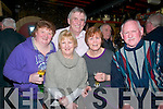 Trad Night : Attending the traditional night organised by the North Kerry Reaching Out group held at McCarthy's Bar, Finuge on Friday night last were Frances Kennedy, Helen Linnane, Michael & Mary Dowling & Patrick J. Kennedy