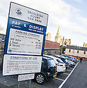 Stirling Council Parking